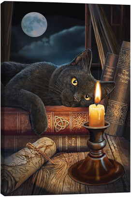 iCanvas The Witching Hour By Lisa Parker Wall Art