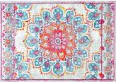nuLoom Bodrum Kiyoko Vintage Floral Rug