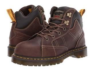 Dr. Martens Work Stretton ST (Aztec/Dark Brown Crazy Horse/Soft PU) Shoes