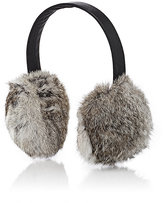 Crown Cap WOMEN'S FUR EARMUFFS-GREY