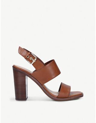 Aldo Fielia block-heel leather sandals