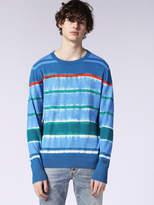Diesel Sweaters 0HARV - Azure - L