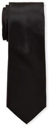 MICHAEL Michael Kors Slim Solid Silk Tie