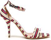 Tabitha Simmons Poppy Stripe Sandal