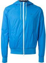 Sun 68 'Rain' hooded zip up jacket