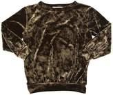 Paade Velvet Sweatshirt