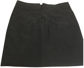 Sincerely Jules Black Leather Skirt for Women