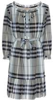 Burberry Chareen cotton dress