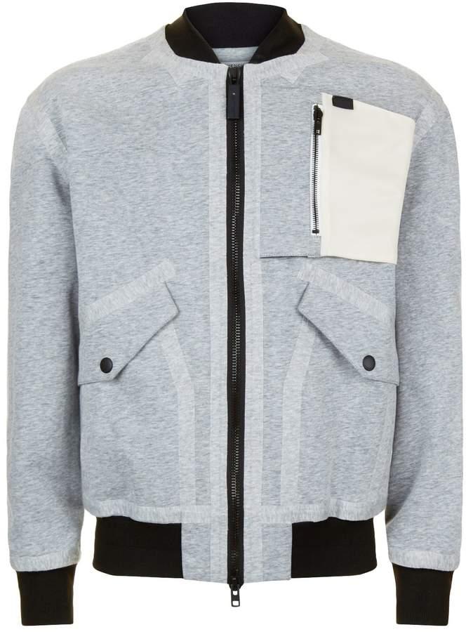 Givenchy Contrasting Pocket Bomber Jacket