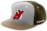 Mitchell & Ness Devils Sta3 Cotton Snapback