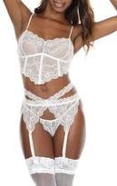 Coquette Lace Bra & Panty Set
