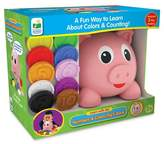 The Learning Journey Learn with Me, Numbers and Colors Pig E Bank