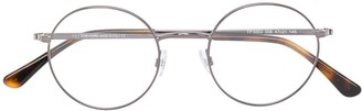 Tom Ford Thin Round Frame Glasses