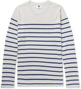 Nn07 - Striped Merino Wool Sweater