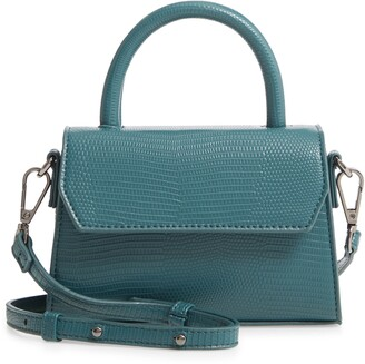 Malibu Skye Faux Leather Mini Crossbody Bag