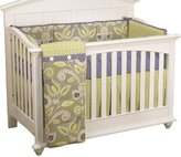 Cotton Tale Designs 4 Piece Crib Bedding Set, Periwinkle by