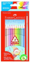 Faber-Castell Watercolor EcoPencils with Grips, 12ct