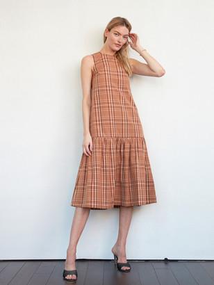 Billie The Label Elodie Sleeveless Midi Dress