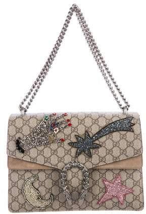 17dd76bb0478 Gucci Crystal Dionysus Bag - ShopStyle