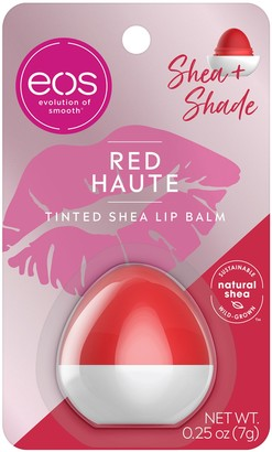 EOS Red Haute Color Tinted Lip Balm