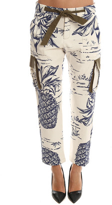 Sea Pineapple Cargo Pant