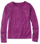 L.L. Bean Girls Reversible Long-Sleeve Tee