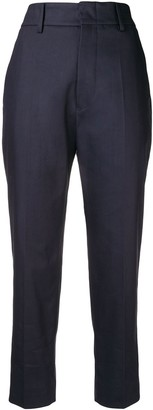 Sofie D'hoore Straight-Leg Tailored Trousers