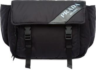 Prada Padded Logo Belt Bag