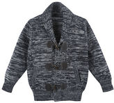 Andy & Evan Baby Boys Heathered Toggle Cardigan