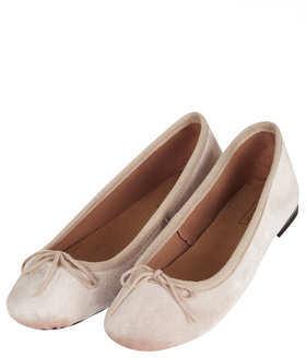 Topshop VENT Metal Heel Ballet Shoes