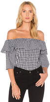 Lovers + Friends X REVOLVE Andrea Top in Black. - size L (also in M,S,XS)