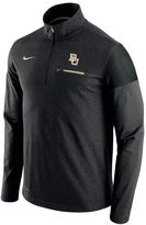 Nike Men's Baylor Bears Elite Coaches Dri-FIT Pullover
