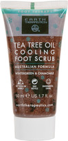 Earth Therapeutics Travel Size Tea Tree Oil Cooling Foot Scrub