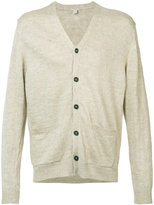 Massimo Alba Mark cardigan - men - Cotton/Linen/Flax - L