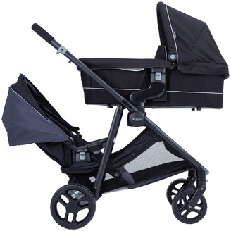 Graco Time2Grow Stand Alone Stroller With Raincover & Adaptor