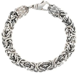 Emanuele Bicocchi Byzantine chain bracelet