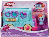 Playskool My Little Pony Rainbow Dash Friendship Bus by
