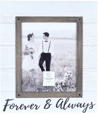 """New View Gifts & Accessories Forever and Always 8"""" x 10"""" Frame"""