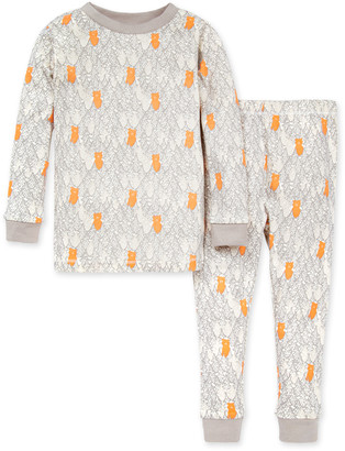 Burt's Bees Bears in the Forest Organic Toddler Snug Fit Pajamas