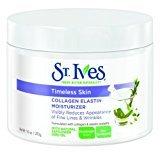 St. Ives Facial Moisturizer, Timeless Skin Collagen Elastin, 10 Ounce by