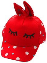Mapletop Baby Beanie For Boys Girls Rabbit Ear Hat Children Sun Hats
