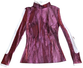 Peter Pilotto Pink Top for Women