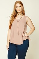 Forever 21 FOREVER 21+ Plus Size Strappy Top