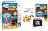 Disney Baby Einstein: You're Expecting! DVD, Book and picture frame Gift Set