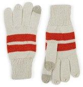 Topman Stripe Tech Gloves