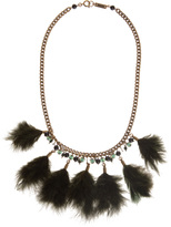 Etoile Isabel Marant Feather Necklace