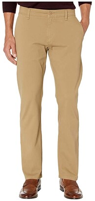 Dockers Straight Fit Ultimate Chino Pants With Smart 360 Flex (New British Khaki) Men's Casual Pants