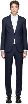BOSS Navy Novan6/Ben2 Suit
