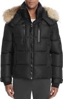 SAM. Mountain Fur Trim Hooded Down Jacket