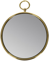 Fornasetti Magic Convex Round Mirror with Ring - Round